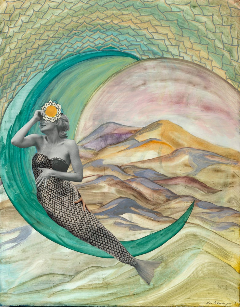 Image of Mountain Mermaid (print)
