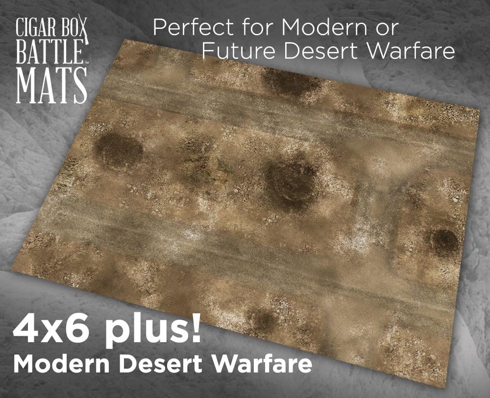 Image of Modern Desert Warfare  -- 4x6plus -- #751