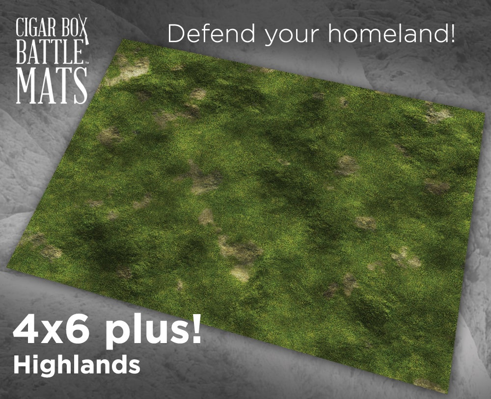 Image of Highlands 6x4 plus #780
