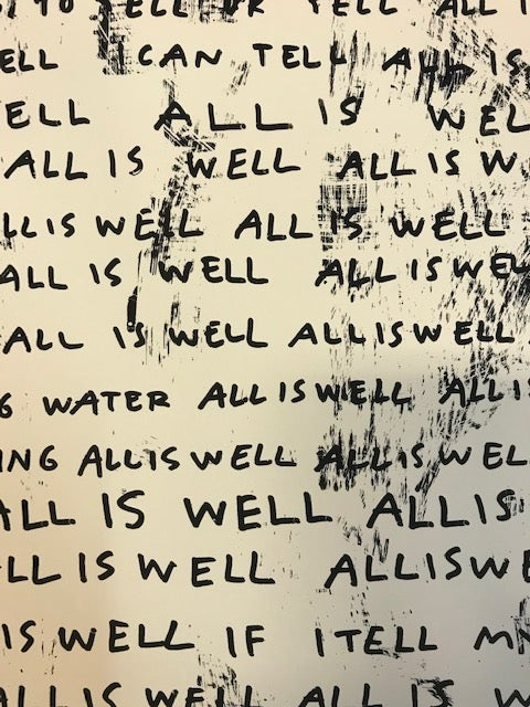 Image of all is well