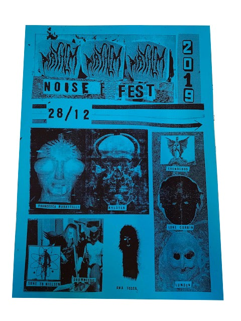 Image of Mayhem Noise Fest 2019