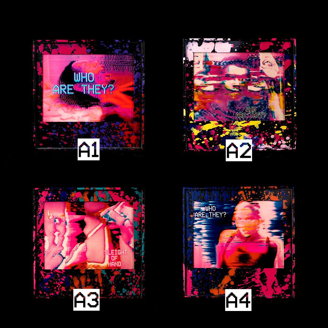 Image of Video Art Instant Prints