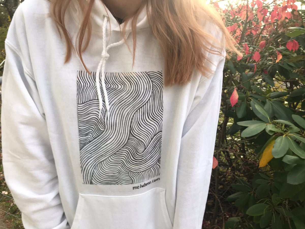 Image of Lined Hoodie