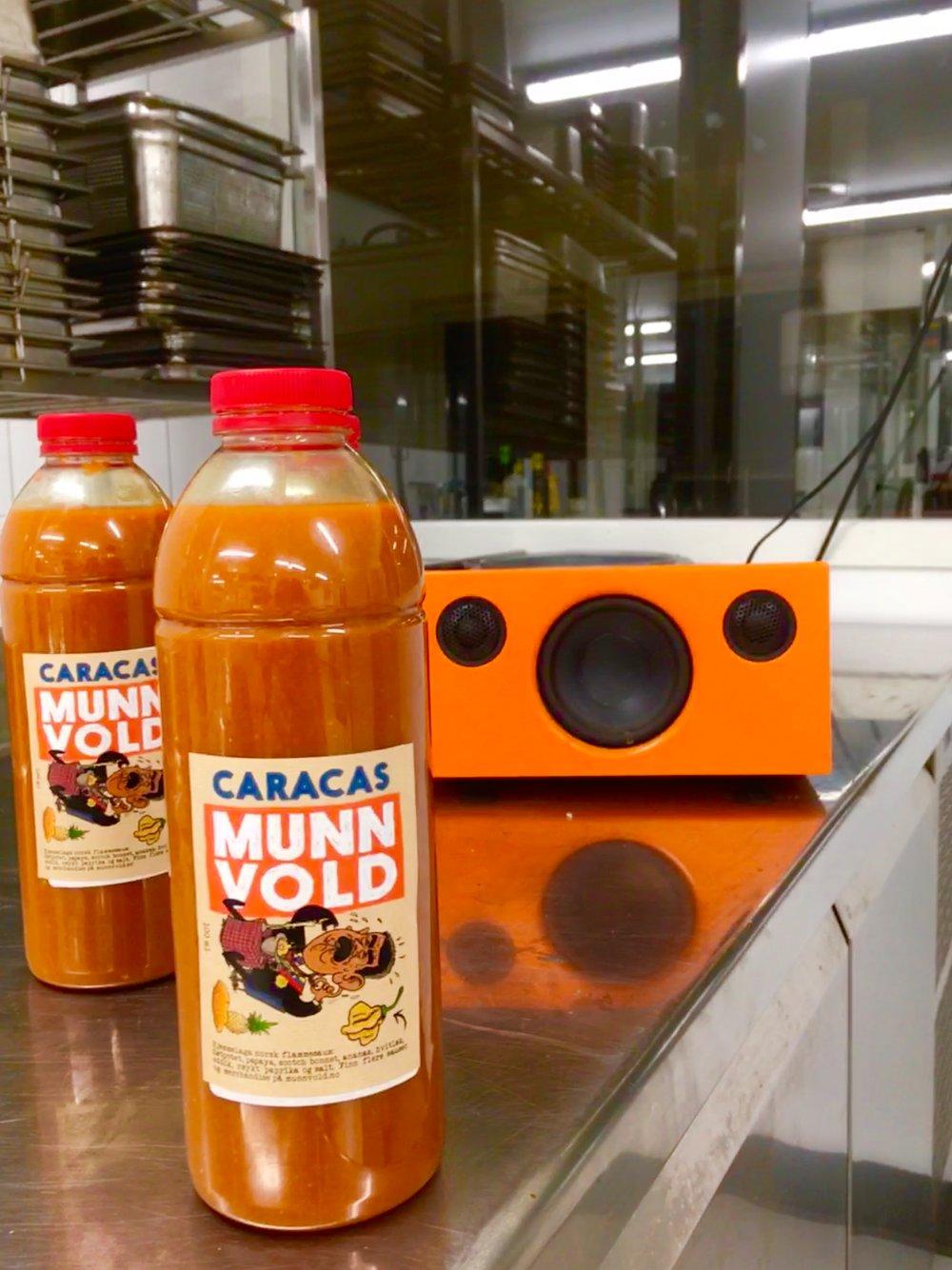 Image of Munnvold Caracas 1 liter