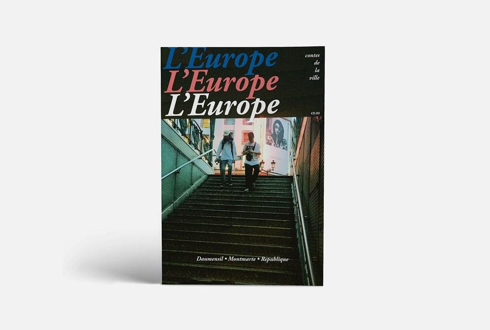 Image of L'Europe vol.1