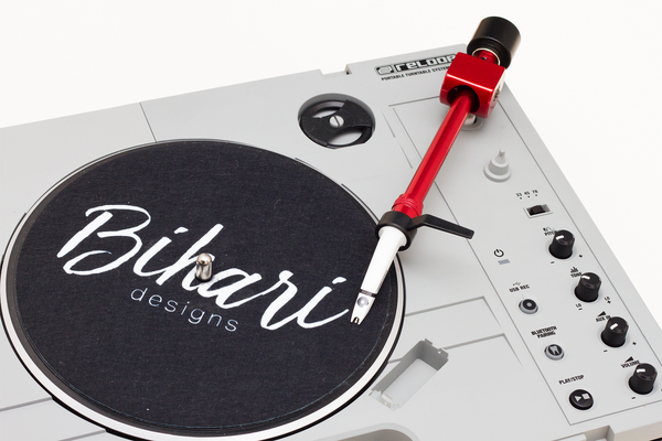Image of Bihari Tonearm QRM-RS-RED