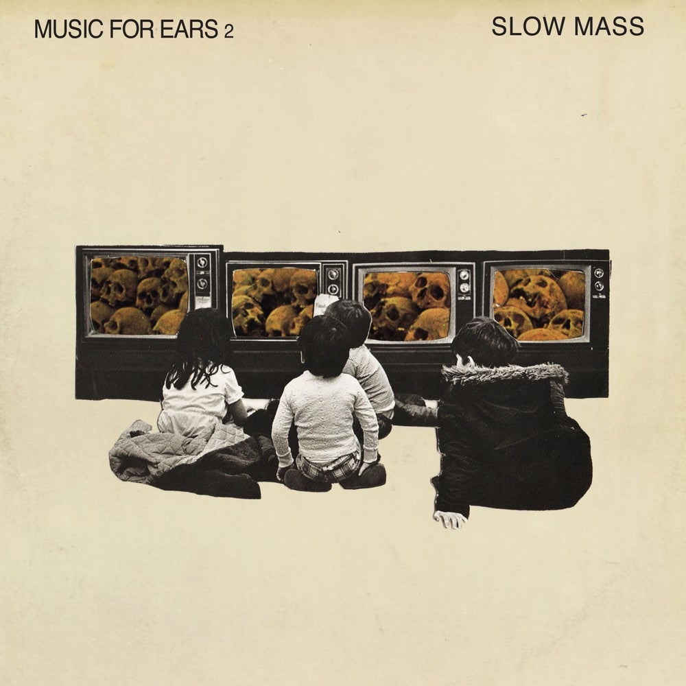 """Image of Slow Mass """"Music For Ears 2"""" 7"""" EP • Ltd. Edition Vinyl Record (Mailorder Variant)"""