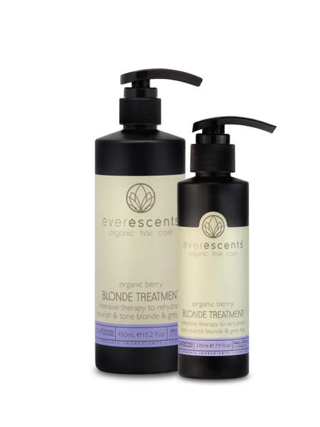 Image of Everescents Organic Berry Blonde Treatment | 235ml/450ml