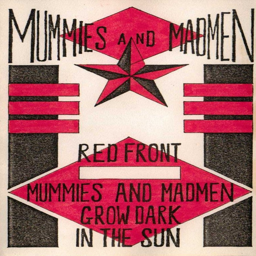 Image of Mummies and Madmen 'Grow Dark in the Sun' LP (Winter Hill Recordings) PRE-ORDER