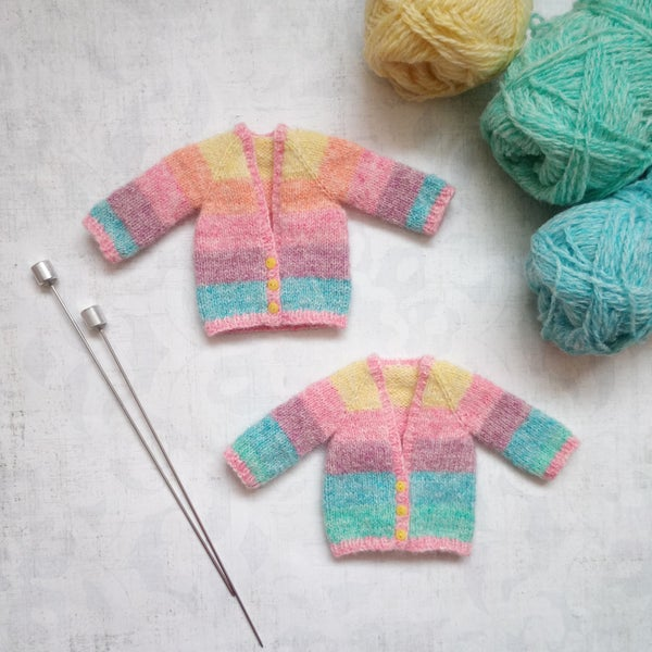 Image of Fairy Kei Cardigan
