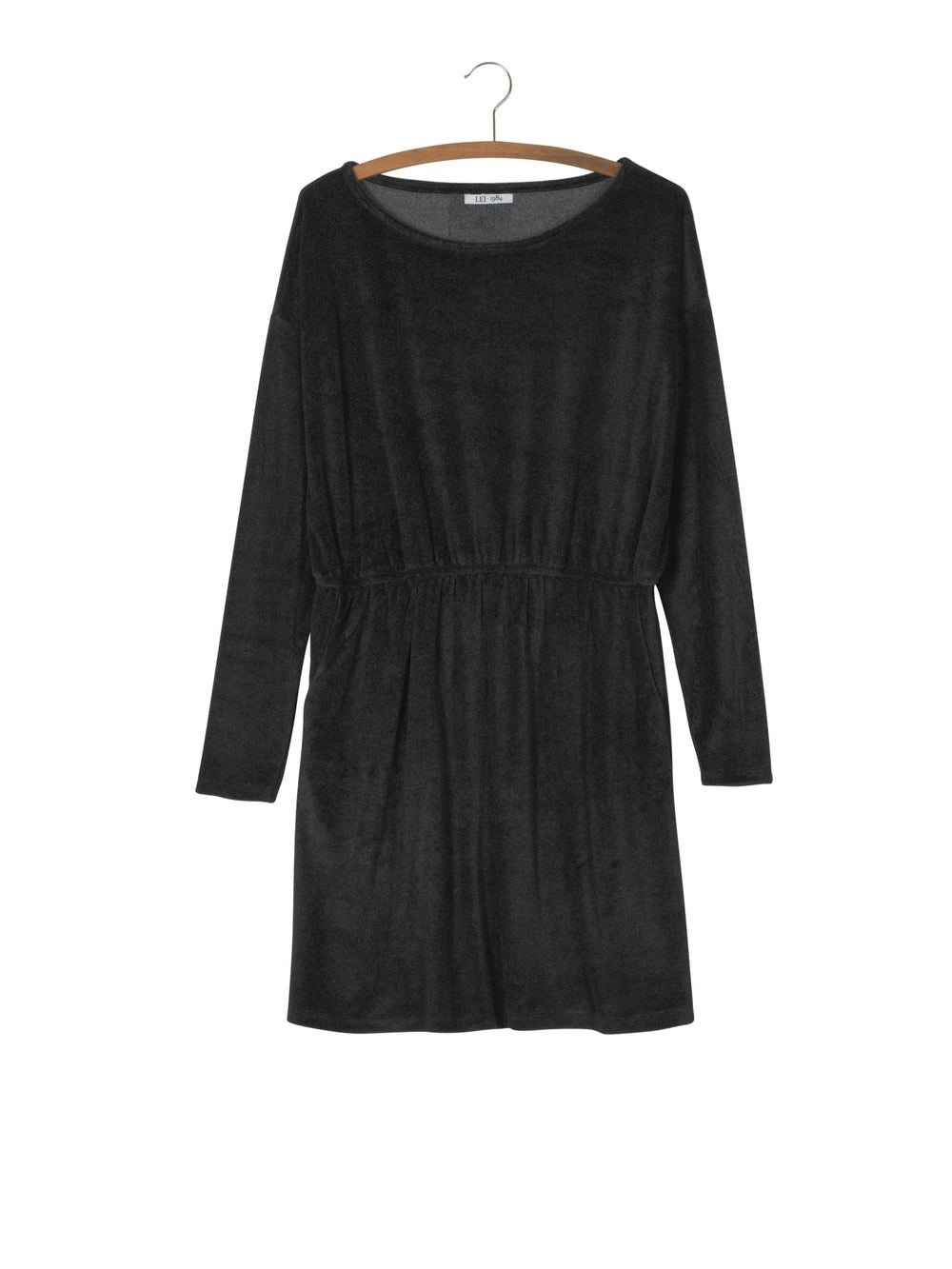 Image of Robe velours DIANE 109€ -60%