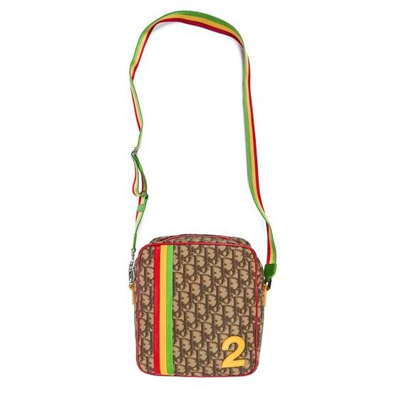 Image of Dior Rasta Messenger Bag