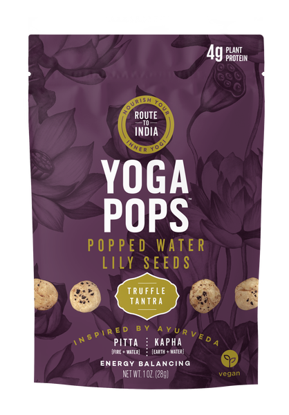 Image of YOGA POPS Truffle Tantra Flavor [1 OZ]