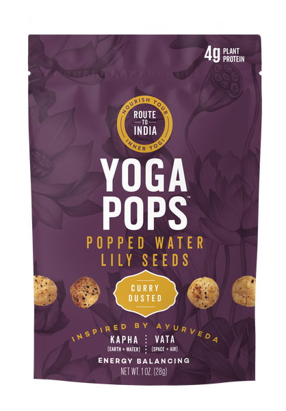 Image of YOGA POPS - Curry Dusted Flavor [1 OZ]