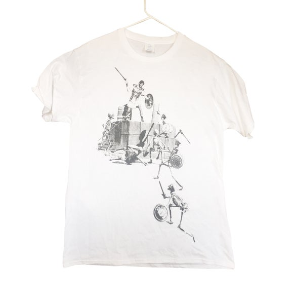 Image of Ray Harryhausen's 'Jason & Argonauts' T-Shirt