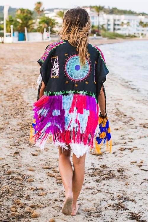 Image of Cosmic Sparkling Kimono