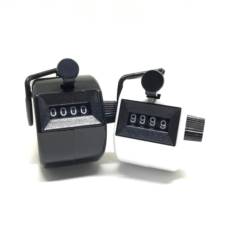 Image of Black & White plastic clickers (pair)