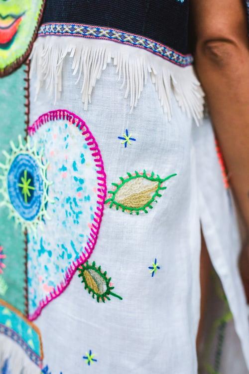 Image of Spring Spirit Poncho