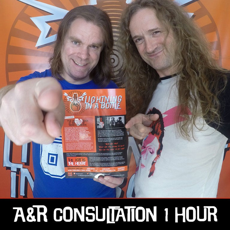 Image of A&R 1 Hour Online Consultation