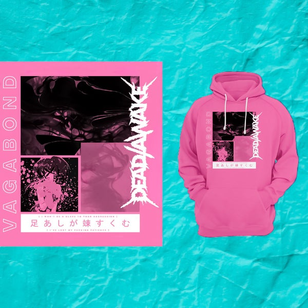 Image of Pink Hoodie (limited to 23)
