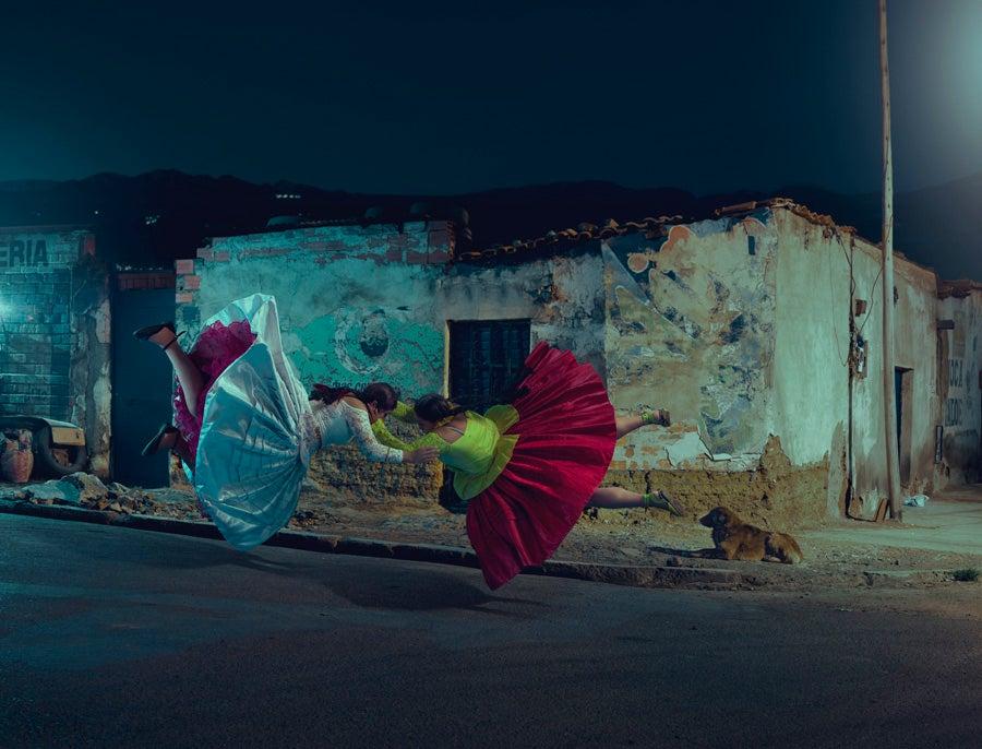 Image of Flying Cholitas 1