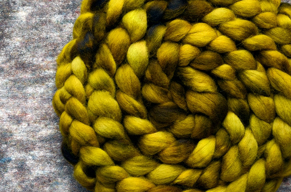 """Image of """"Seaweed"""" December Fiber Club Coordinates- PRE-ORDER - OPEN TO ALL - 4 oz."""