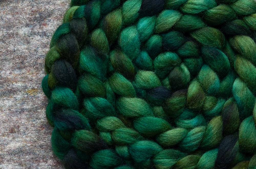 "Image of ""Holdfast"" December Fiber Club Coordinates- PRE-ORDER - OPEN TO ALL - 4 oz."