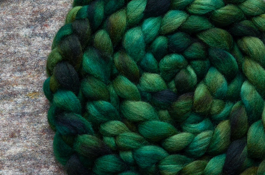 """Image of """"Holdfast"""" December Fiber Club Coordinates- PRE-ORDER - OPEN TO ALL - 4 oz."""