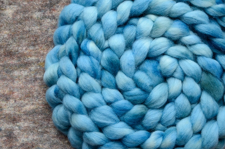 """Image of """"Canopy"""" December Fiber Club Coordinates- PRE-ORDER - OPEN TO ALL - 4 oz."""