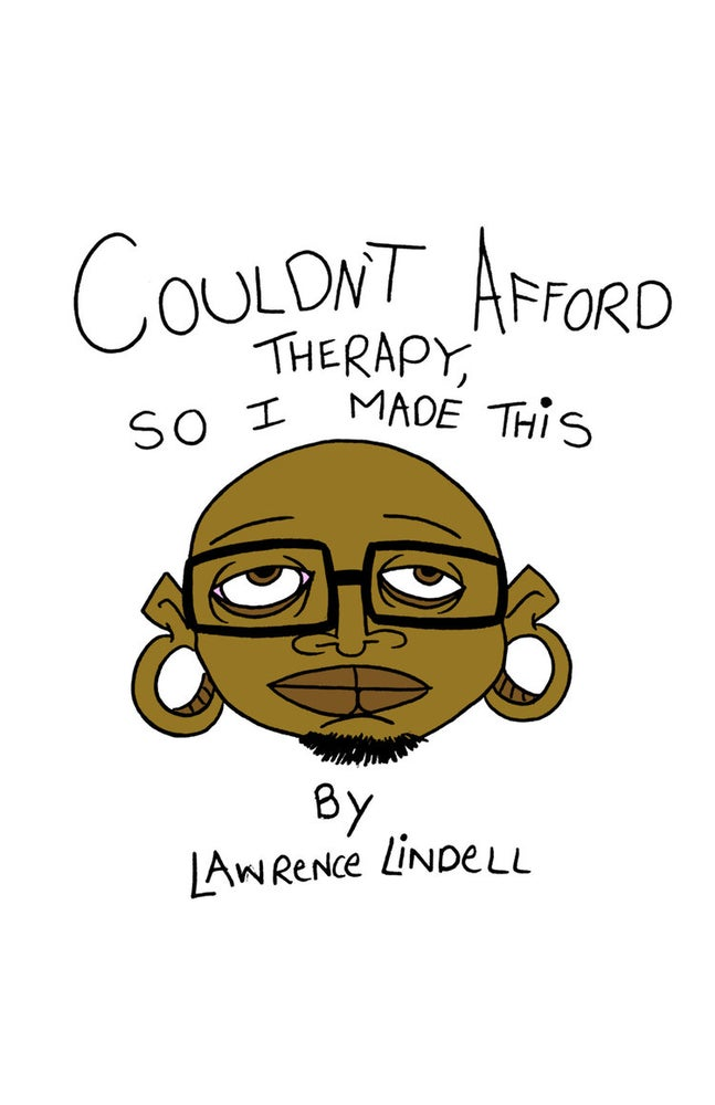 Image of Couldn't Afford Therapy So I Made This