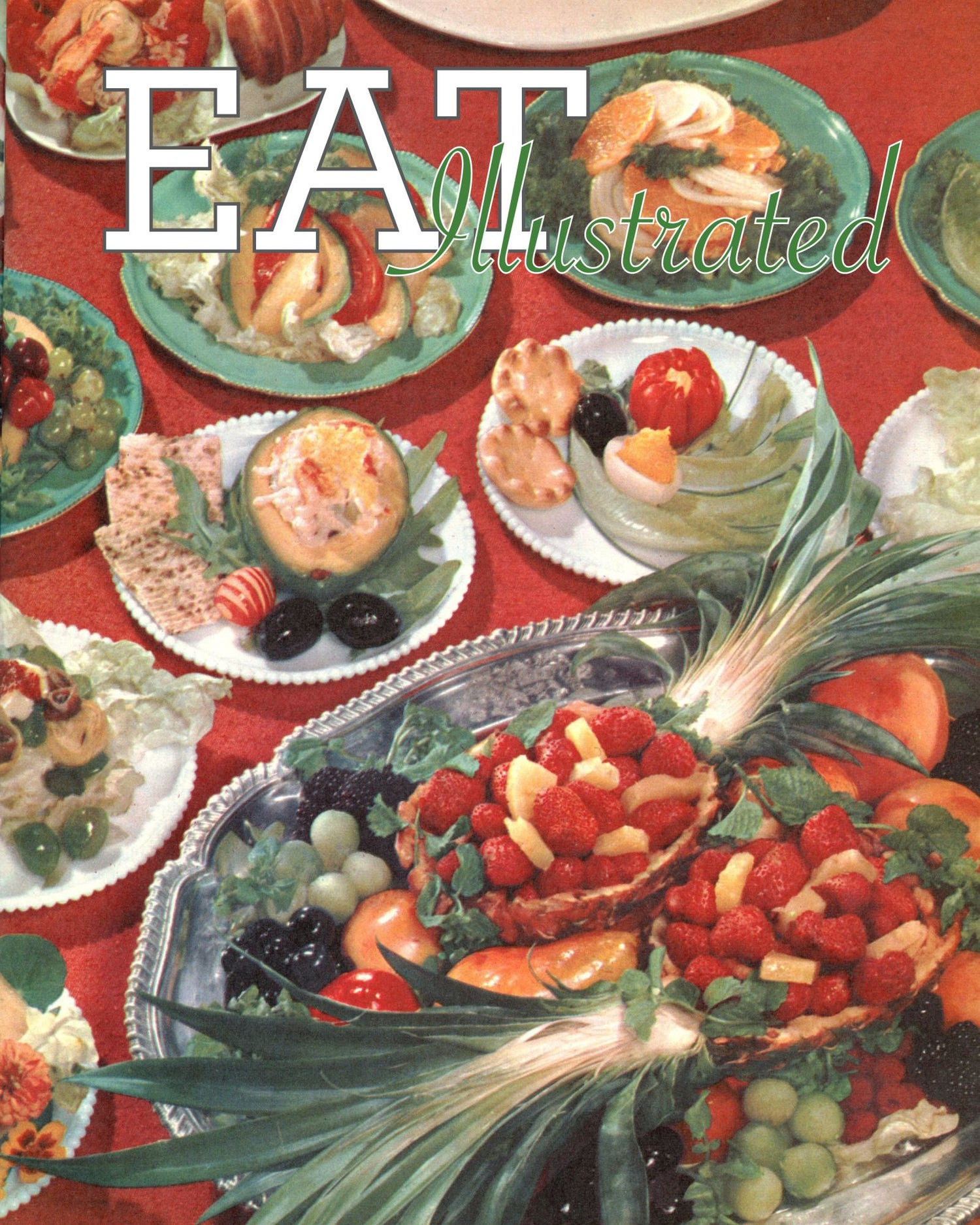 Image of EAT 9: Eat Illustrated