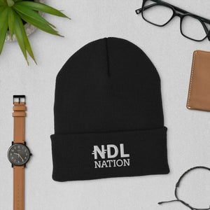 """Image of """"NDL Nation"""" Beanie"""