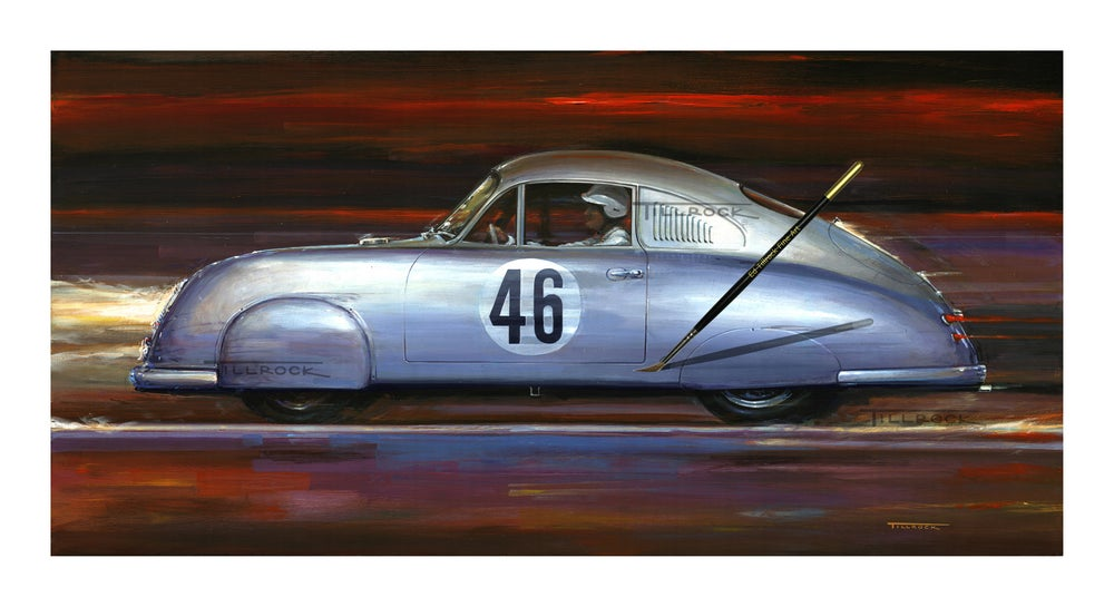 "Image of ""#46 356 SL Gmund""  (14x24) or (22 x 40)  Signed & Numbered Giclee' Prints"