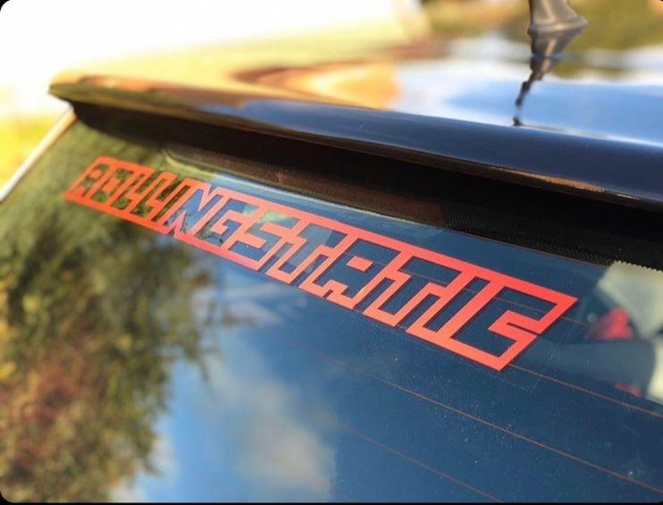 Image of RollingStatic Large v4 Sticker