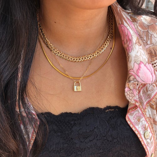 Image of The Love Locket Gold