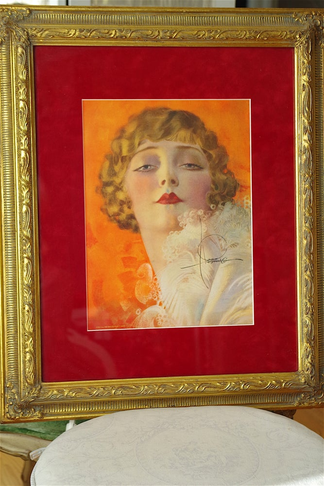 Image of Art Deco Girl