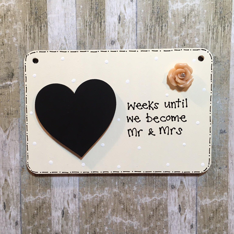 Image of Wedding Countdown