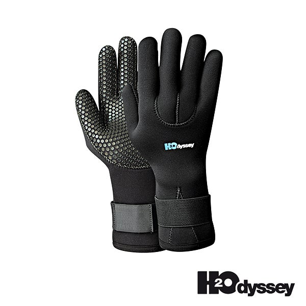 Image of H2O - Gants Neoprene - 3mm