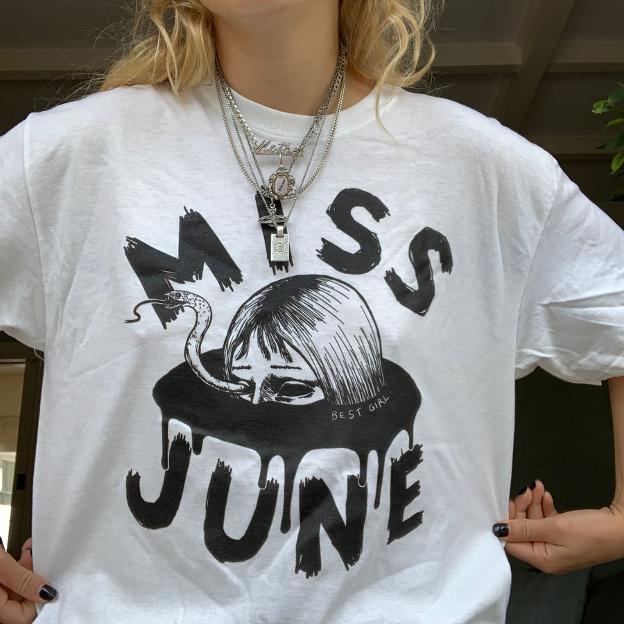 Image of Miss June 'Best Girl' T