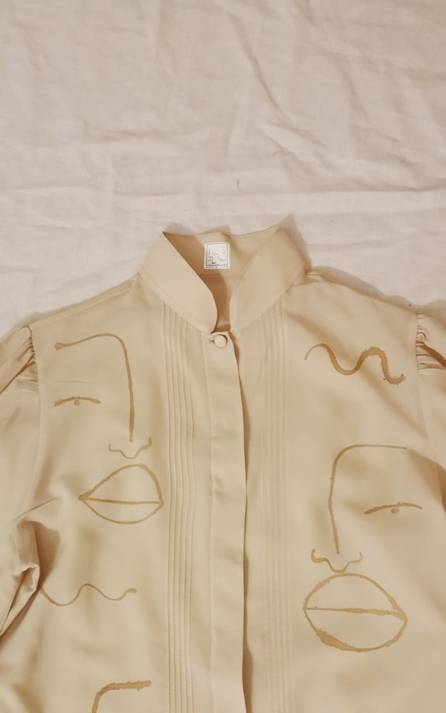 Image of cornmeal lady blouse