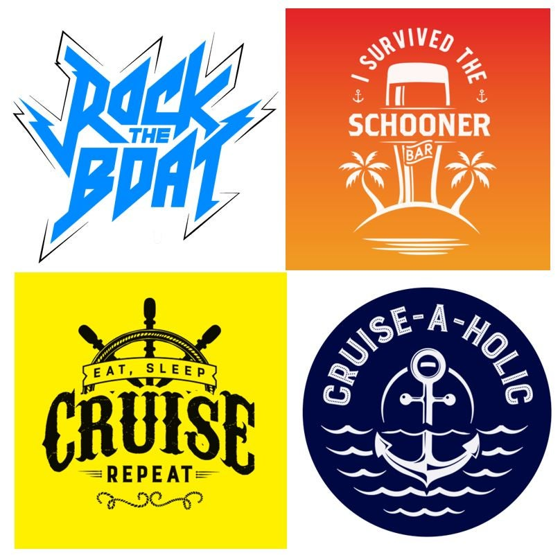 Image of Rock the Boat Sticker Pack