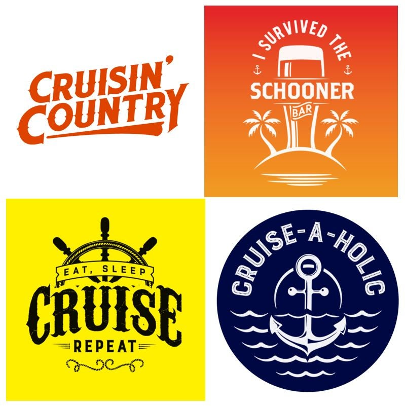 Image of Cruisin' Country Sticker Pack