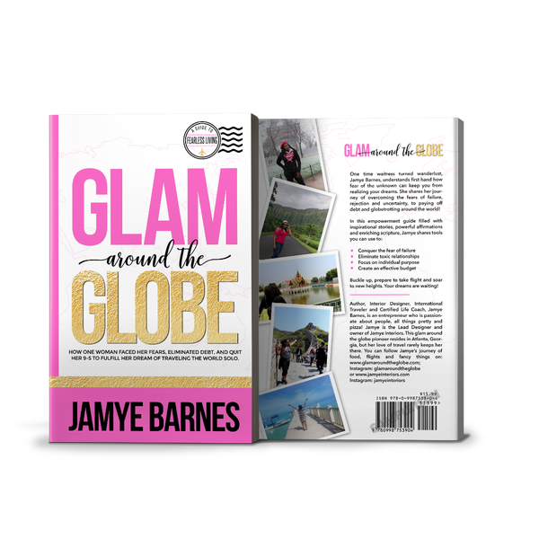 Image of Glam Around The Globe Book