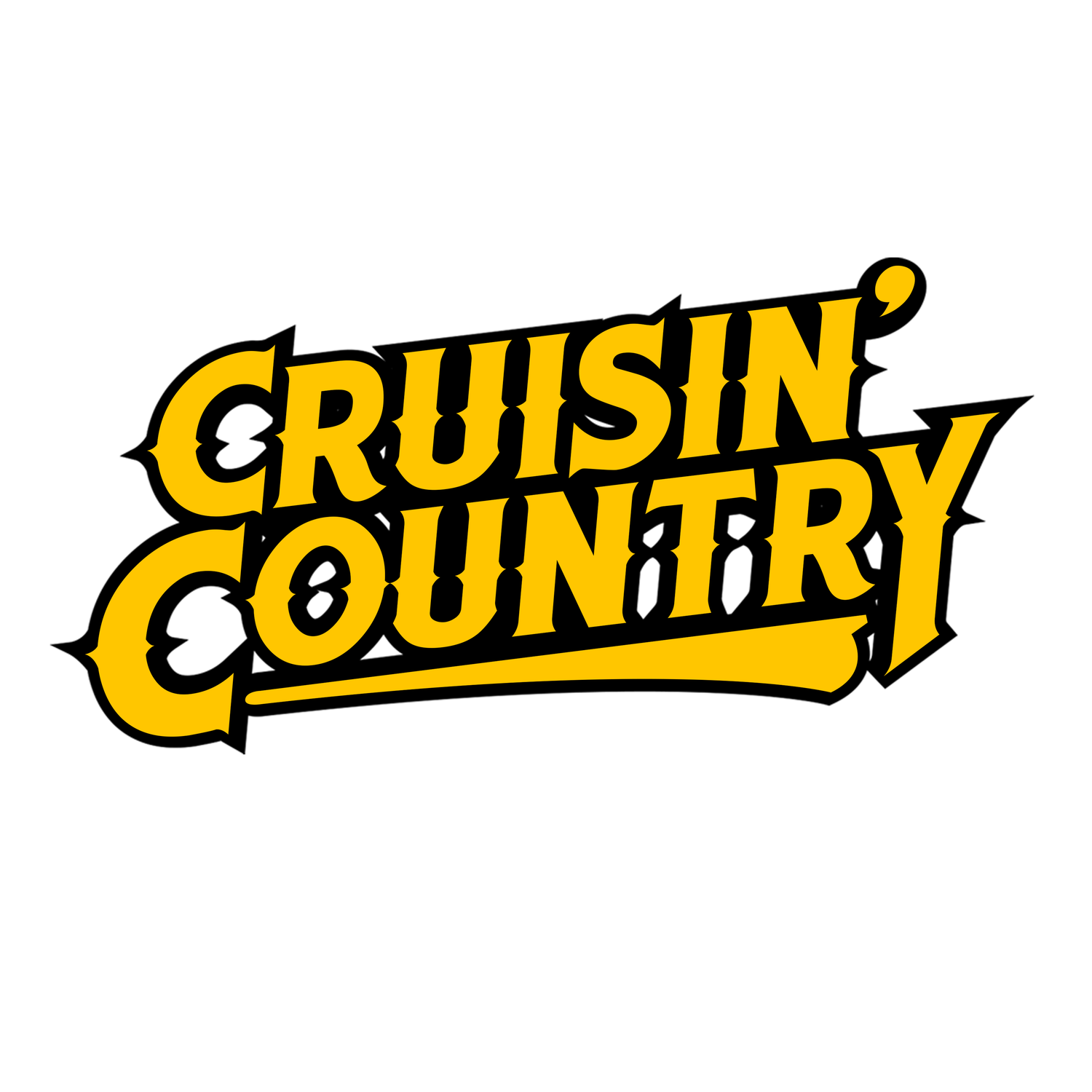 Image of Cruisin' Country Magnet