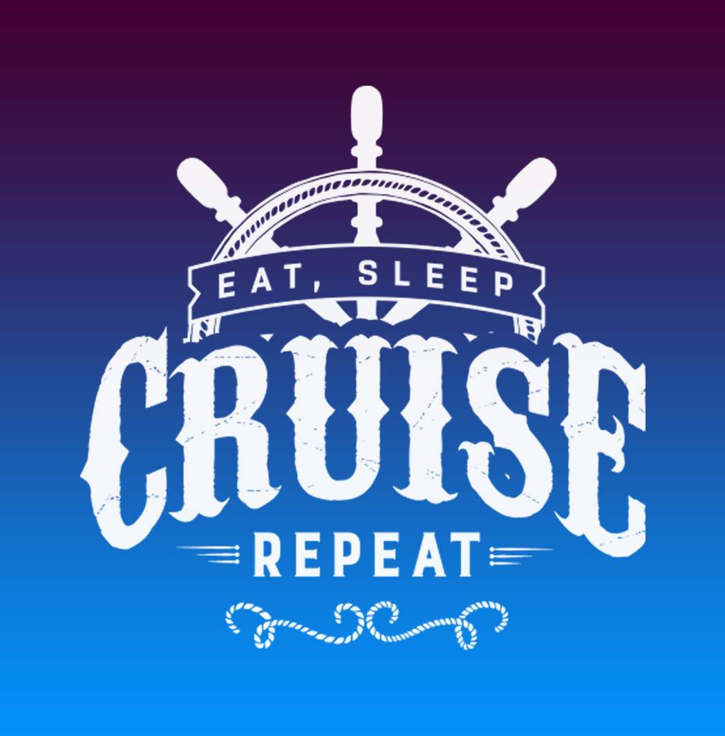 Image of Eat, Sleep, Cruise Repeat Magnet