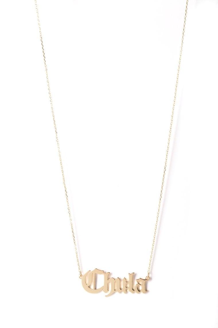 Image of Chula Necklace