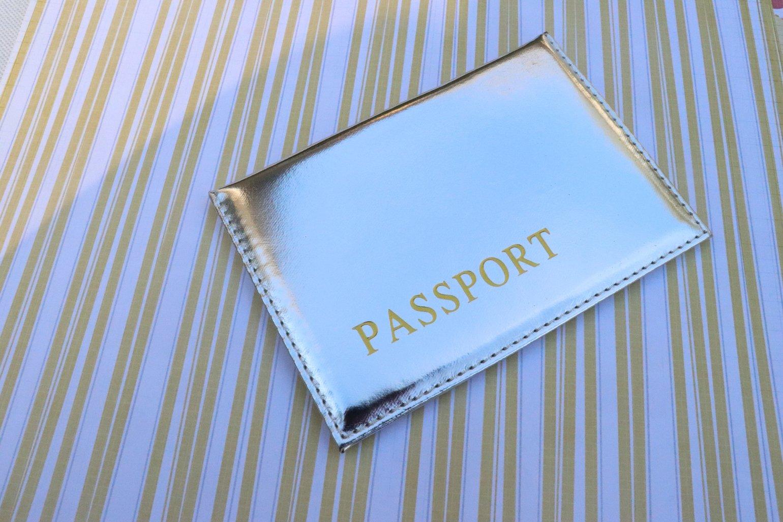 Image of Sweden Silver Passport Holder