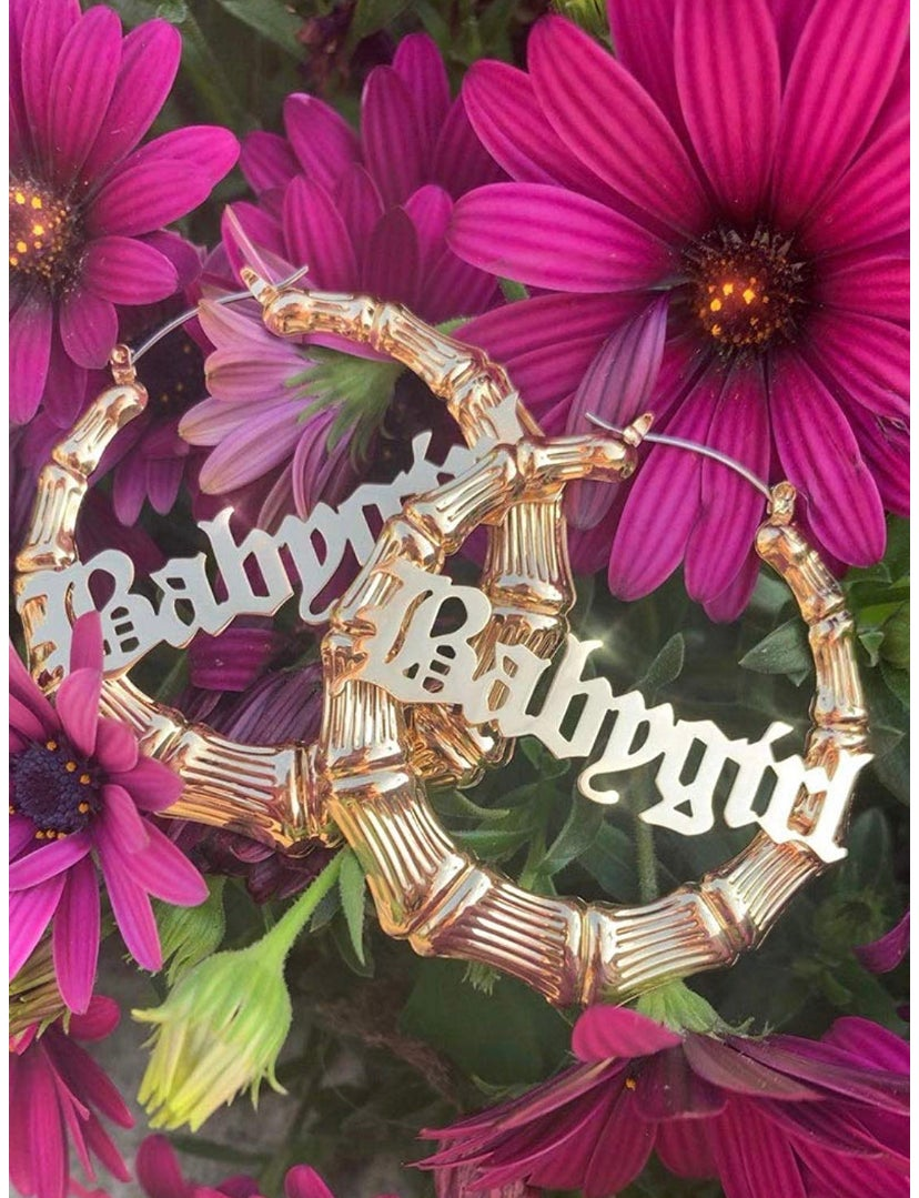 Image of BabyGirl Earrings