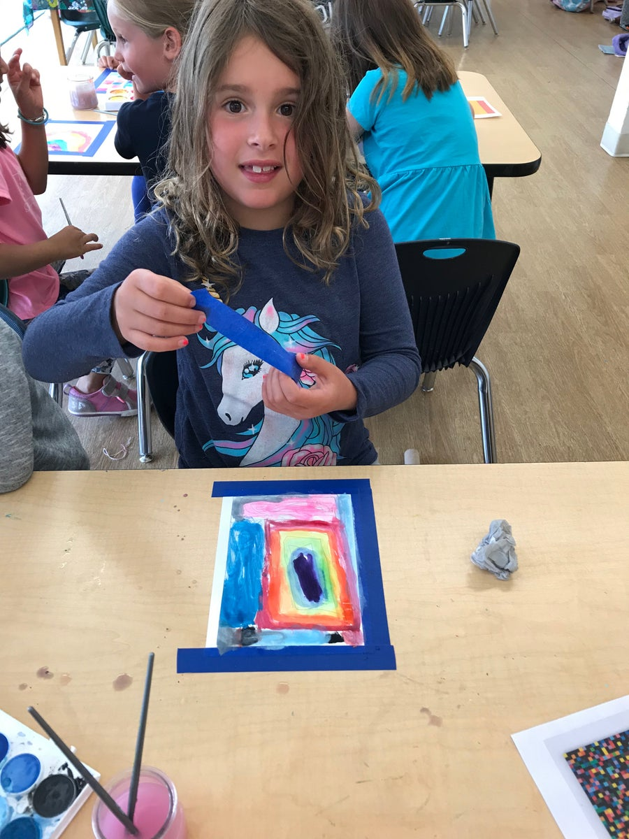 Image of Summer Camp 2020: Painting Week! August 3rd-7th