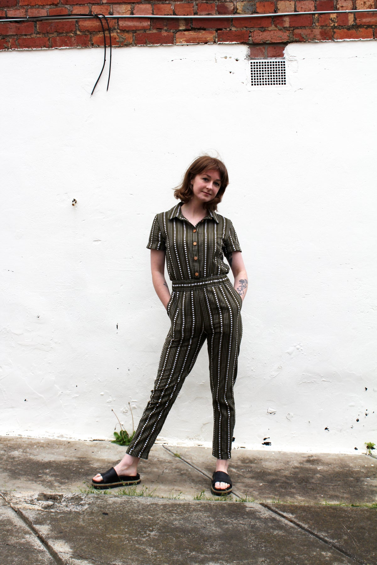 Image of Brownie Jumpsuit